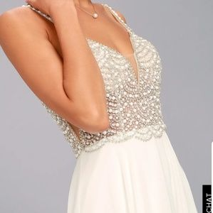 Wedding dress/ white dress